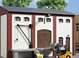 Auhagen 80719pared 2410I/2410j/2410l corta Modelling kit