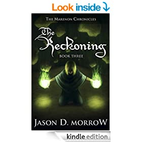 The Reckoning (Book 3 of 3 in The Marenon Chronicles)