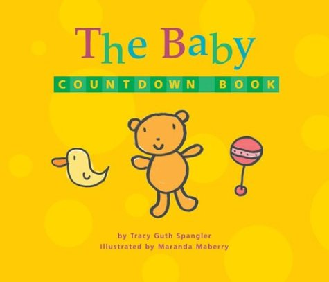 The Baby Countdown Book front-630605
