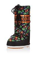 Moon Boot Botas Kauai (Negro / Naranja)