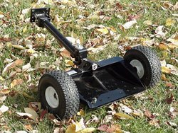 Mower Sulky Dual Wheel Sulky for Exmark, Scag, Bobcat, Toro, Gravely, and Many more picture