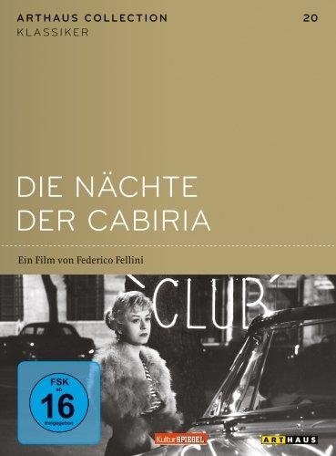 Die Nächte der Cabiria - Arthaus Collection Klassiker
