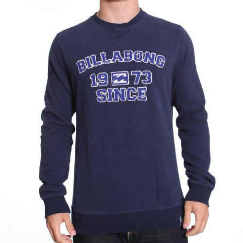 Billabong Seattle Men's Jumper Navy Small