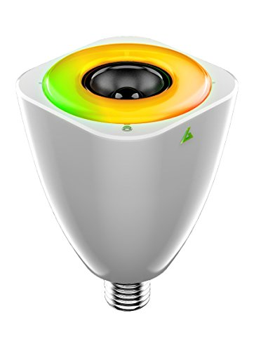 AwoX StriimLIGHT LED Light Bulb with Integrated Bluetooth Speaker
