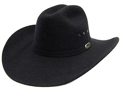 modestone-mens-cattleman-wool-felt-sarah-coventry-cappello-cowboy-59-black