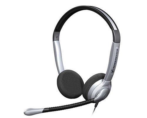 Sennheiser Sh 350 Binaural Headset With Microphone