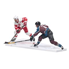 McFarlane Toys NHL Sports Picks Action Figure 2Pack Brendan Shanahan (Detroit Red... by Unknown