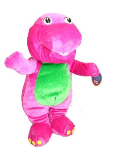 """Barney My Dinosaur Teenie Beanie'S Doll 7.5"""" front-370784"""