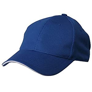 Jersey 6 Panel Athletic Mesh Cap by Karmas Canvas