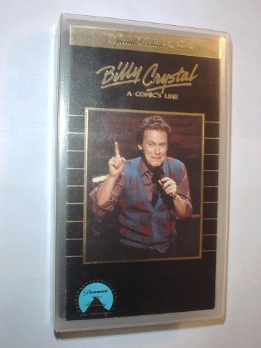 Billy Crystal a Comic's Line - Special Collector's Series