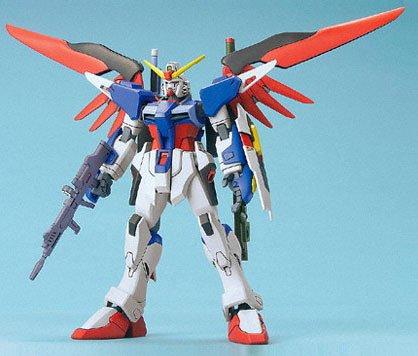 Gundam Seed Destiny 13 Destiny Gundam 1/144 Scale