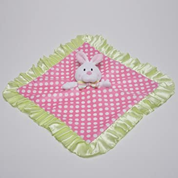 Polka Dot Snuggle Blanket