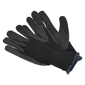 Sealey SSP62LD Nitrile Foam Palm Glove, Large, Set of 12