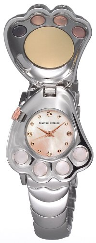 Tsumori Chisato Silcq002 Paw Ladies Watch