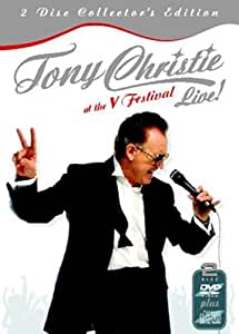 Tony Christie - Live at the V Festival -  (2 Disc Collector's Edition - DVD + CD)