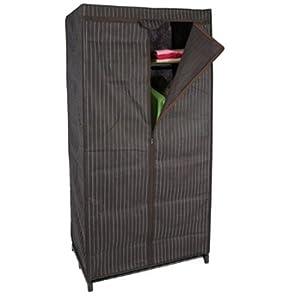 textil kleiderschrank kleideraufbewahrung schrank im. Black Bedroom Furniture Sets. Home Design Ideas