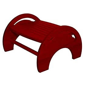 Nursing Stool Cherry