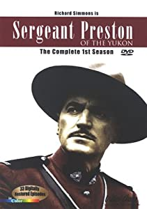 Sergeant Preston of the Yukon: The Complete 1st Season [Import]