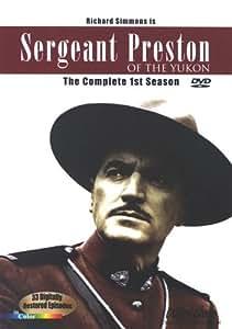 Sergeant Preston of the Yukon: The Complete 1st Season [Import]