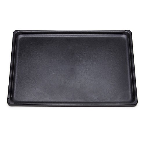 Petedge Plastic Crate Replacement Tray, X-Large, Black