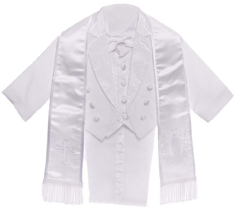 Christening Clothing For Boys front-34812