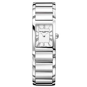 Baume & Mercier Women's 8747 Hampton Cuff Swiss Watch