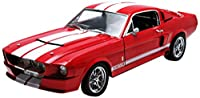 Shelby Mustang GT500 (1967) Diecast Model Car