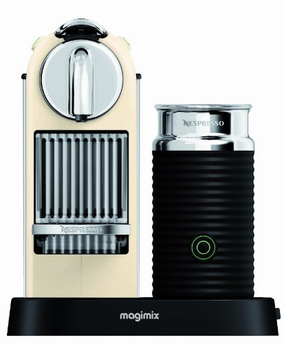 Nespresso CitiZ and Milk by Magimix M190, Cream