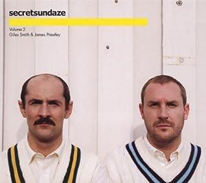 Secretsundaze Vol. 2 Mixed By Giles Smith And James Priestly