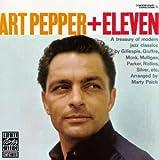 echange, troc Art Pepper - Art Pepper + Eleven