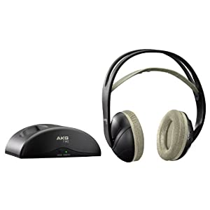 AKG K 912, circumaural, Ear-hook,