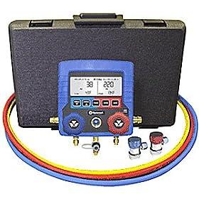 Mastercool 99872 Digital R-134A Manifold Gauge Set