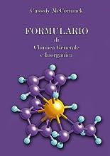 FORMULARIO di Chimica Generale e Inorganica handbook of formulas of general and inorganic chemistry