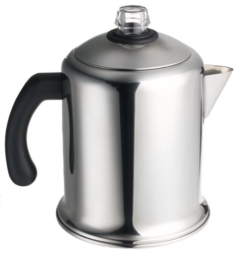 Farberware 50124 Classic Yosemite Stainless Steel Percolator