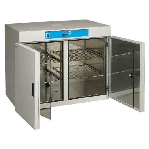 """Thermo Scientific Eled Pr205075M Precision Mechanical Convection High-Performance Incubator With Digital Pid Control And Display, 21"""" Length X 37"""" Width X 25"""" Height Chamber, 120V, 317-Liter (36-Shelves Max) Capacity , 5 Degree To 75 Degree C front-486138"""