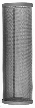 PT Coupling Petroleum Handling Series Stainless Steel Replacement T-Strainer Screen, 40 Mesh