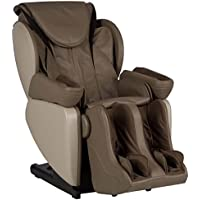 Human Touch Navitas Sleep Massage Chair (Light Brown)