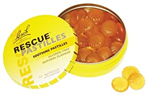 Rescue Pastilles Elderflower 50g