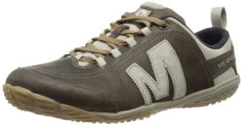 Merrell EXCURSION GLOVE SMOOTH Low Top Mens Brown Braun (KANGAROO) Size: 44 EU/9.5 UK