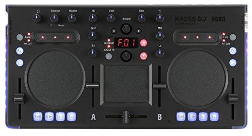 KORG コルグ カオスパッド搭載DJコントローラー KAOSS DJ