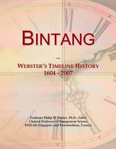 Bintang: Webster's Timeline History, 1604 - 2007