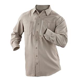 5.11 Mens Traverse Long Sleeve Shirt by 5.11