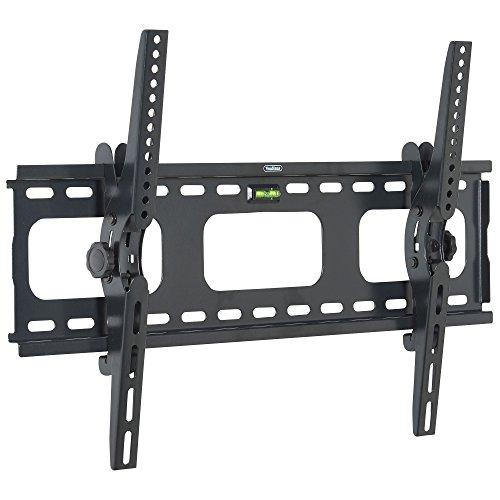 Designer Habitat - LCD Plasmafernseher Wandhalterung Schwarz für alle Modelle geeignet - Samsung LG Sony Philips Toshiba - 33 - 60 Zoll Tragfähigkeit: 75 KG