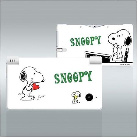 Snoopy Nintendo DSi Skin
