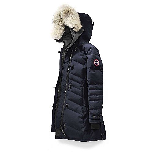 Canada Goose Lorette Parka - Women's Navy Medium (Canada Goose Navy Women compare prices)