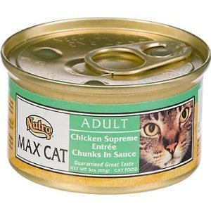 Nutro MAX CAT California Chicken Supreme Dinner Gourmet Clas