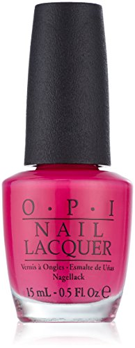 OPI Quello Hot Pink Nail Lacquer Brights Collection 15ml