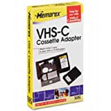Memorex VHS-C Adapter