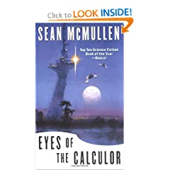 Eyes of the Calculor by Sean McMullen