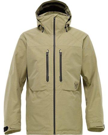 Herren Snowboard Jacke Burton Ak 2L Stagger Jacket
